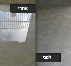 שירותי ניקיון בתים בתל אביב