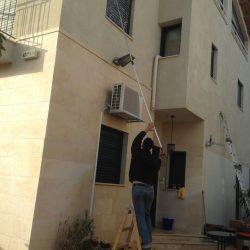 שירות ניקוי חלונות בתל אביב
