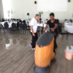 חברת ניקיון באזור תל אביב